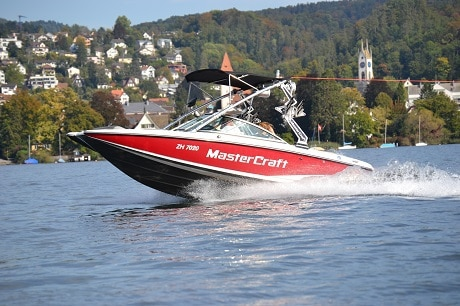 Mastercraft X2 350 PS Firmenevent Zürich